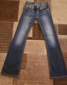Miss me jeans size 14x32